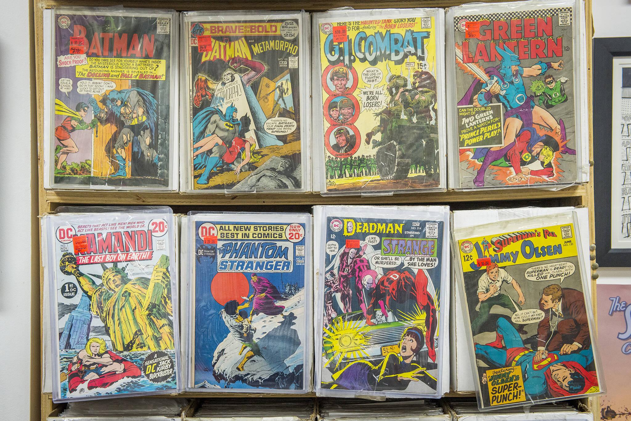 comic book stores toronto