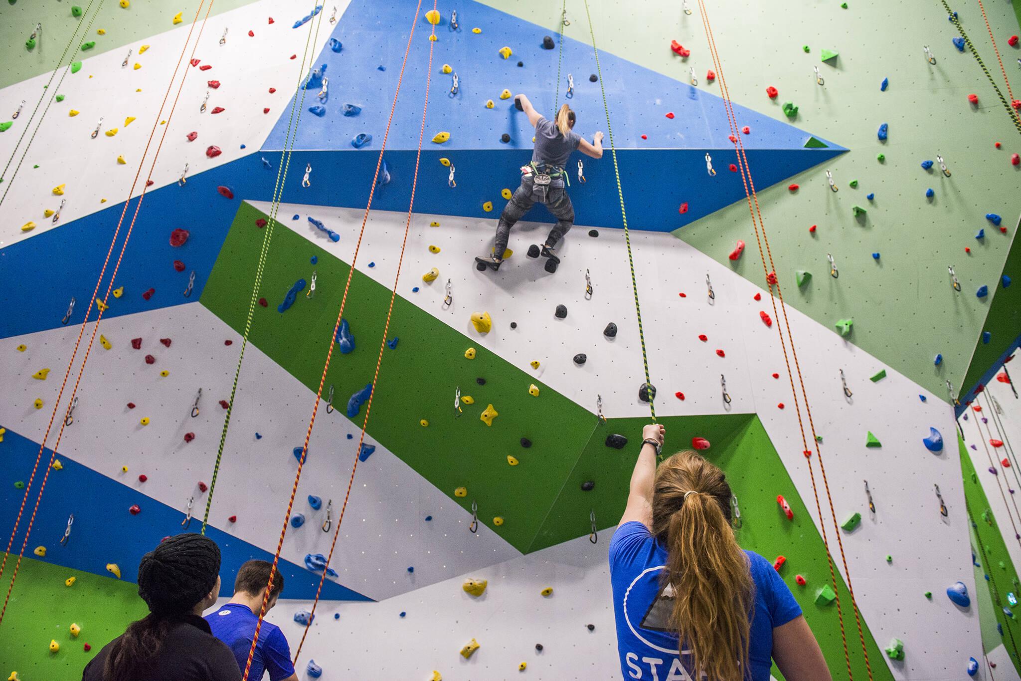 climbing gyms toronto
