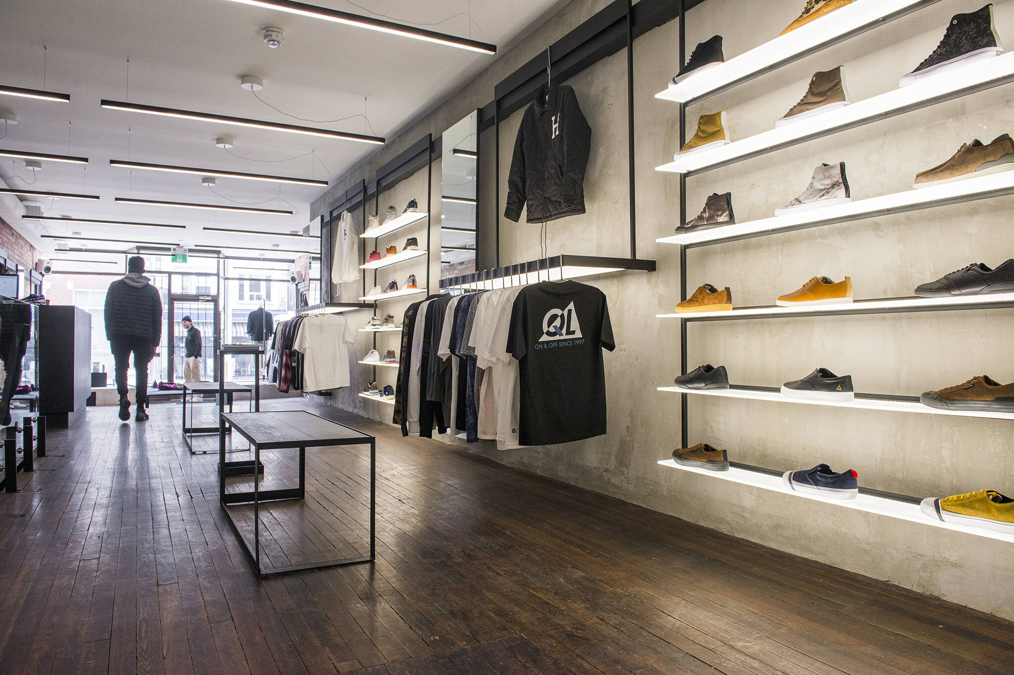 retail stores open in toronto