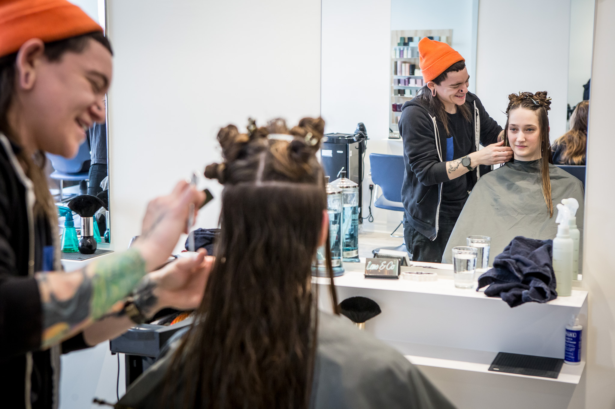 Haircut Places Open On Sunday | The Best Hair Salons In Toronto