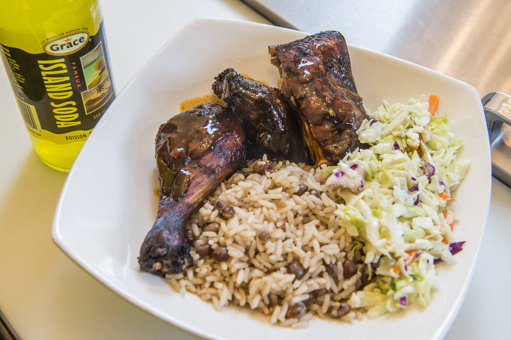 The best jerk chicken in toronto for Fish table sweepstakes near me