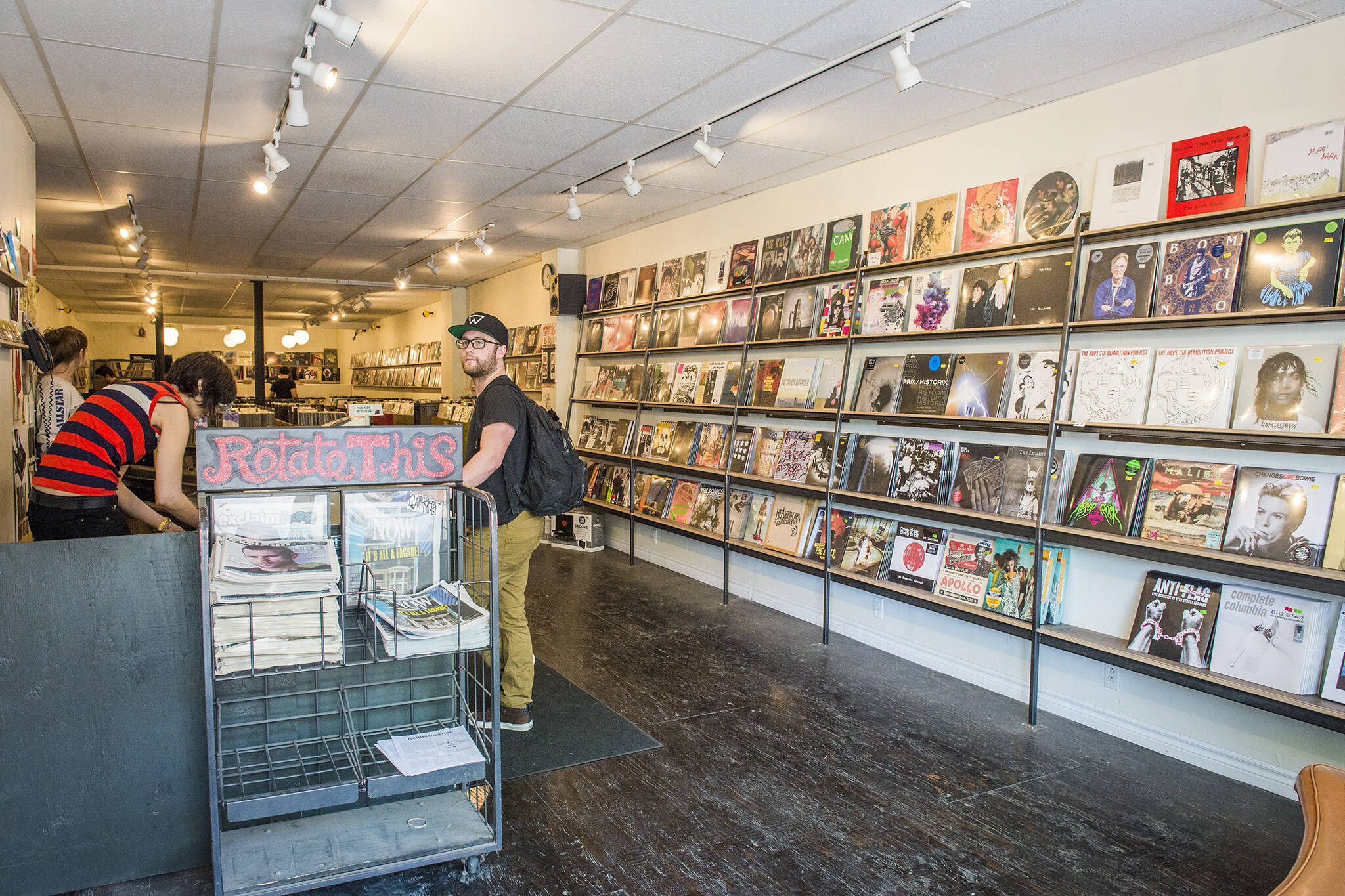 toronto record stores