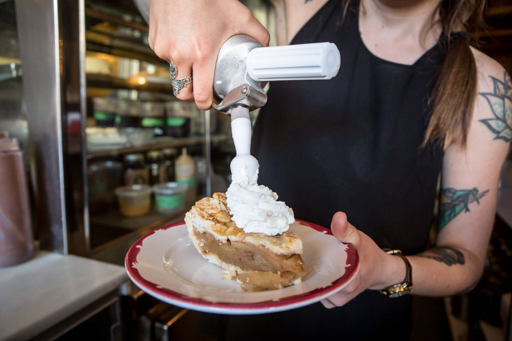 whipped cream shortage toronto