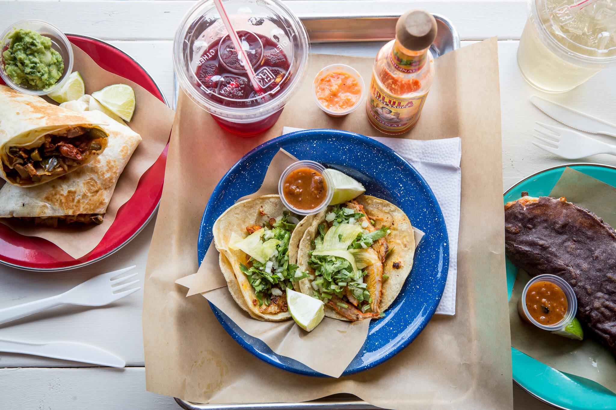 Mexican restaurants Toronto