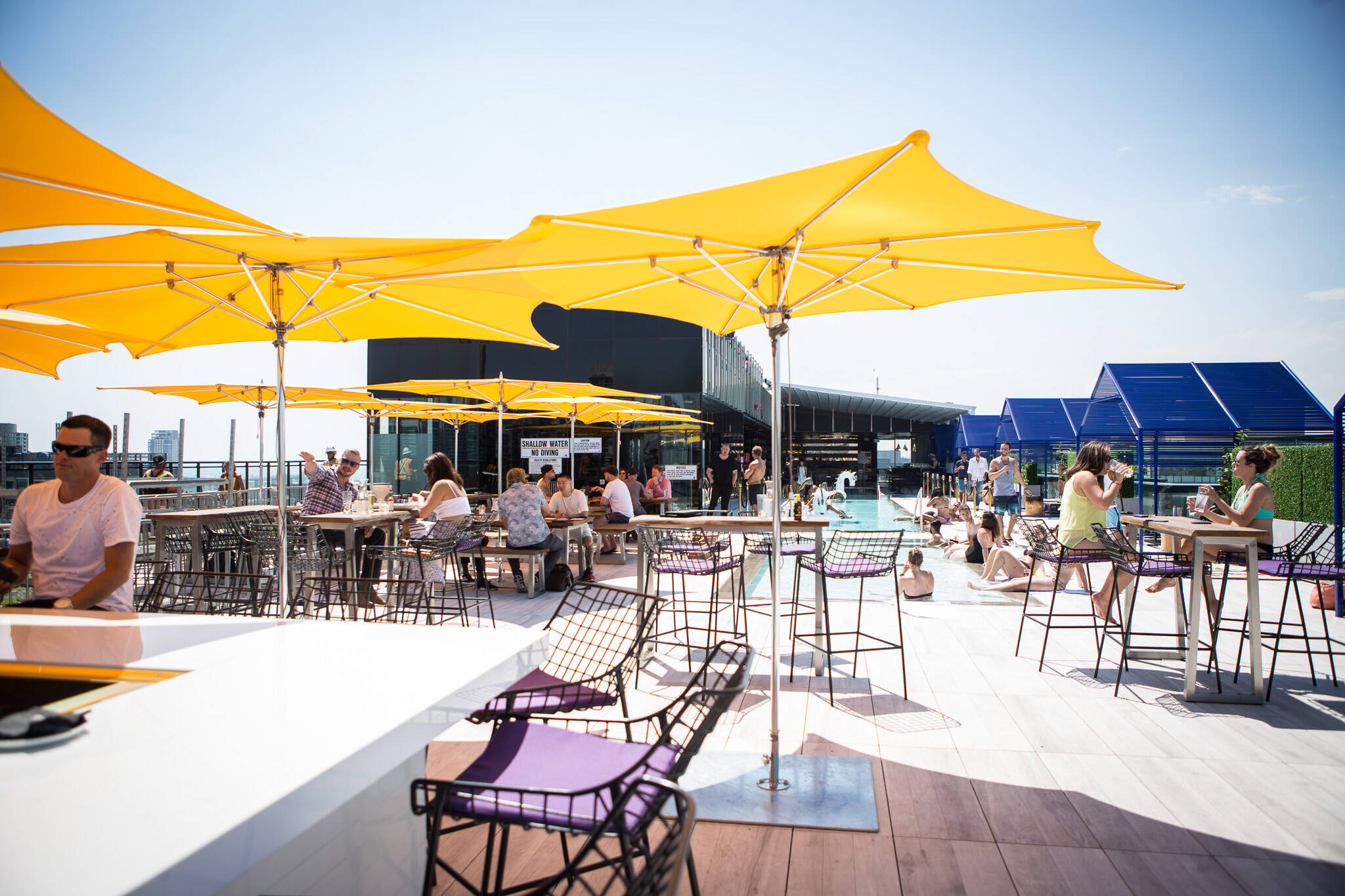 The Best Rooftop Patios In Toronto - Rooftop patios