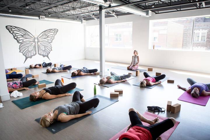 Pure Yoga Blogto Toronto