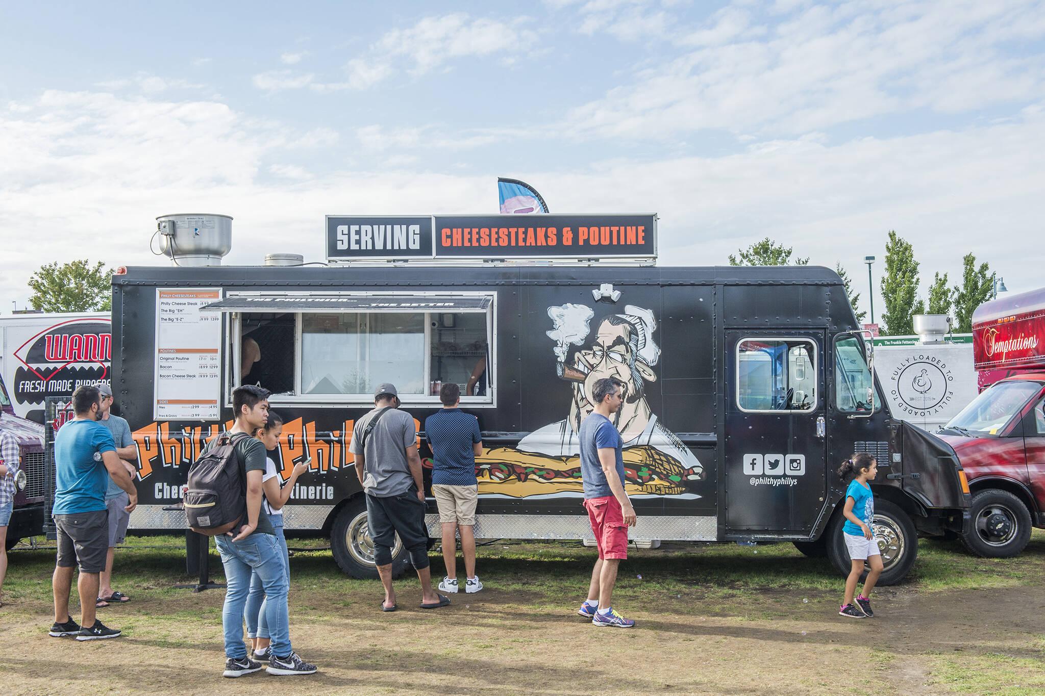Food Trucks mississauga
