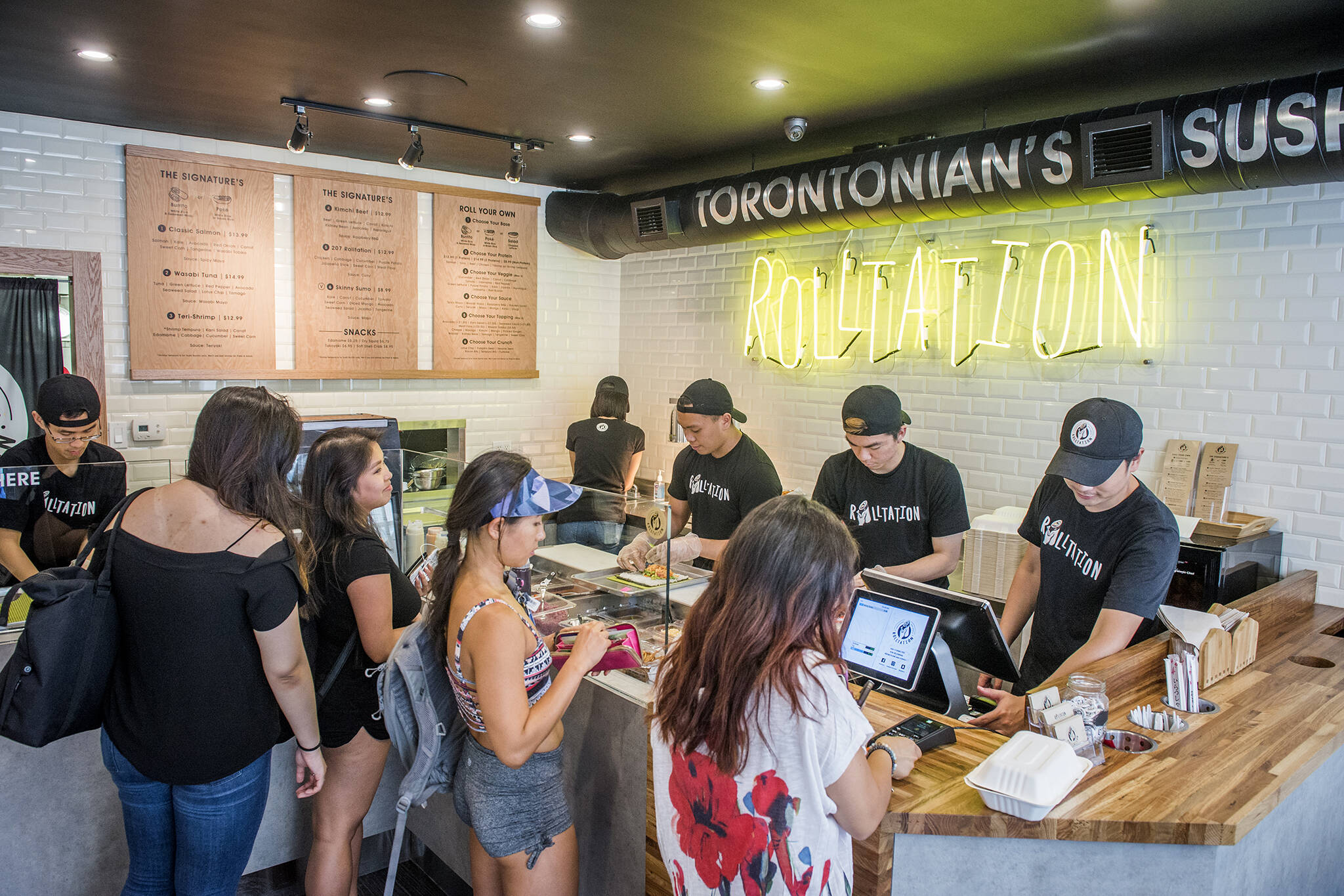 The top 10 places to eat in Toronto s Little Tokyo 999ed230abc78