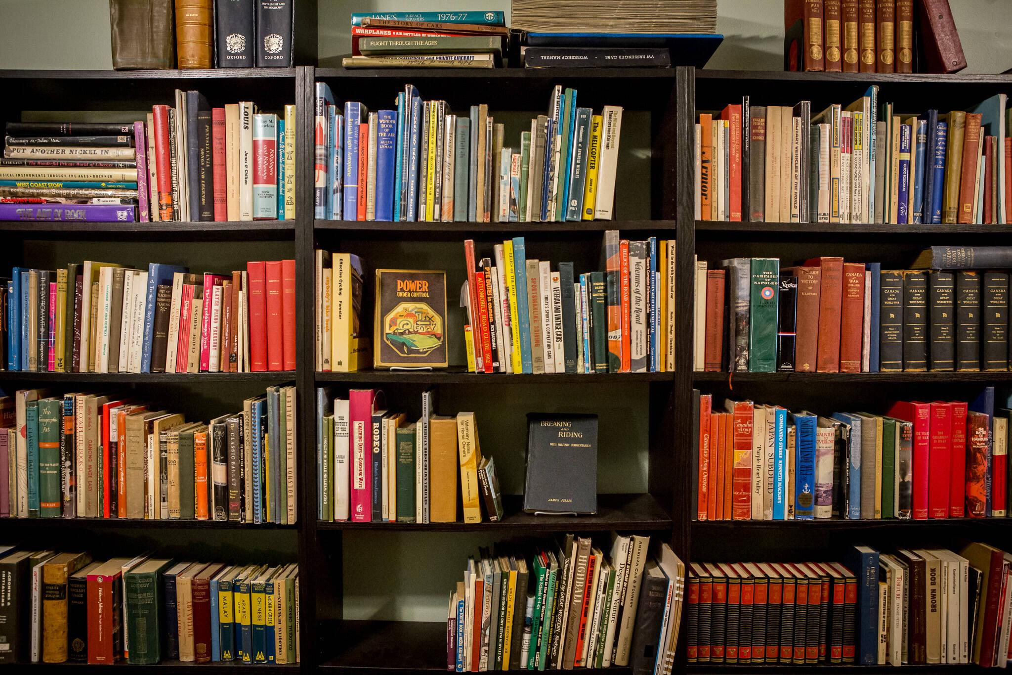 used bookstores toronto