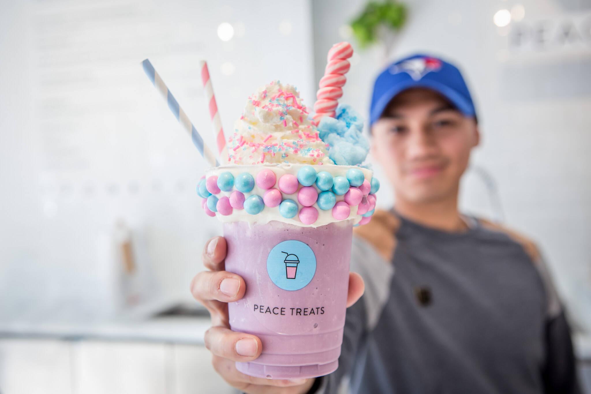 best milkshakes toronto