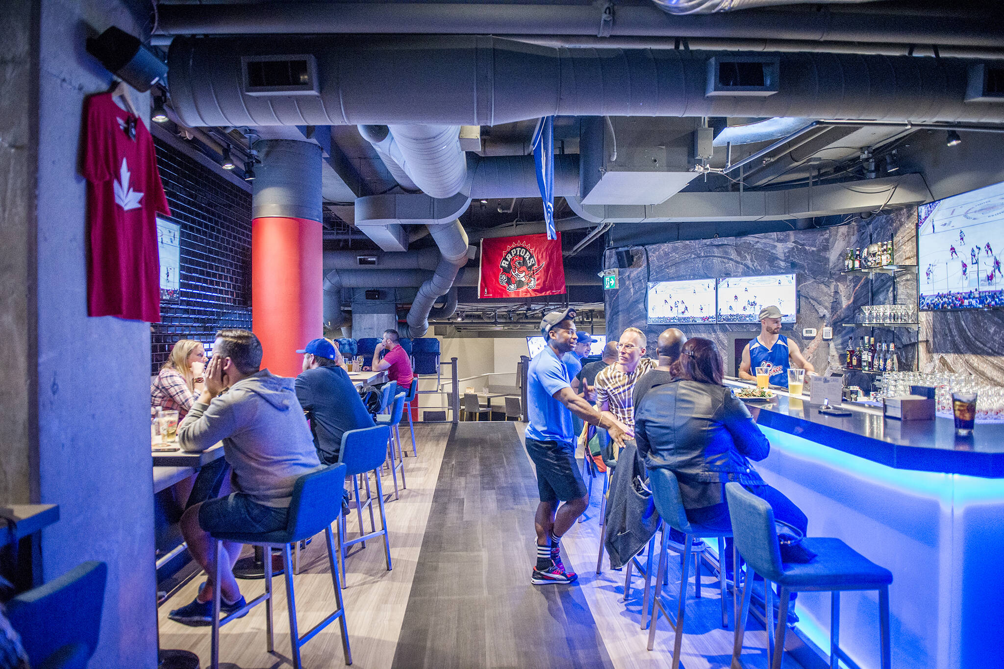 The top 35 sports bars in Toronto by neighbourhood