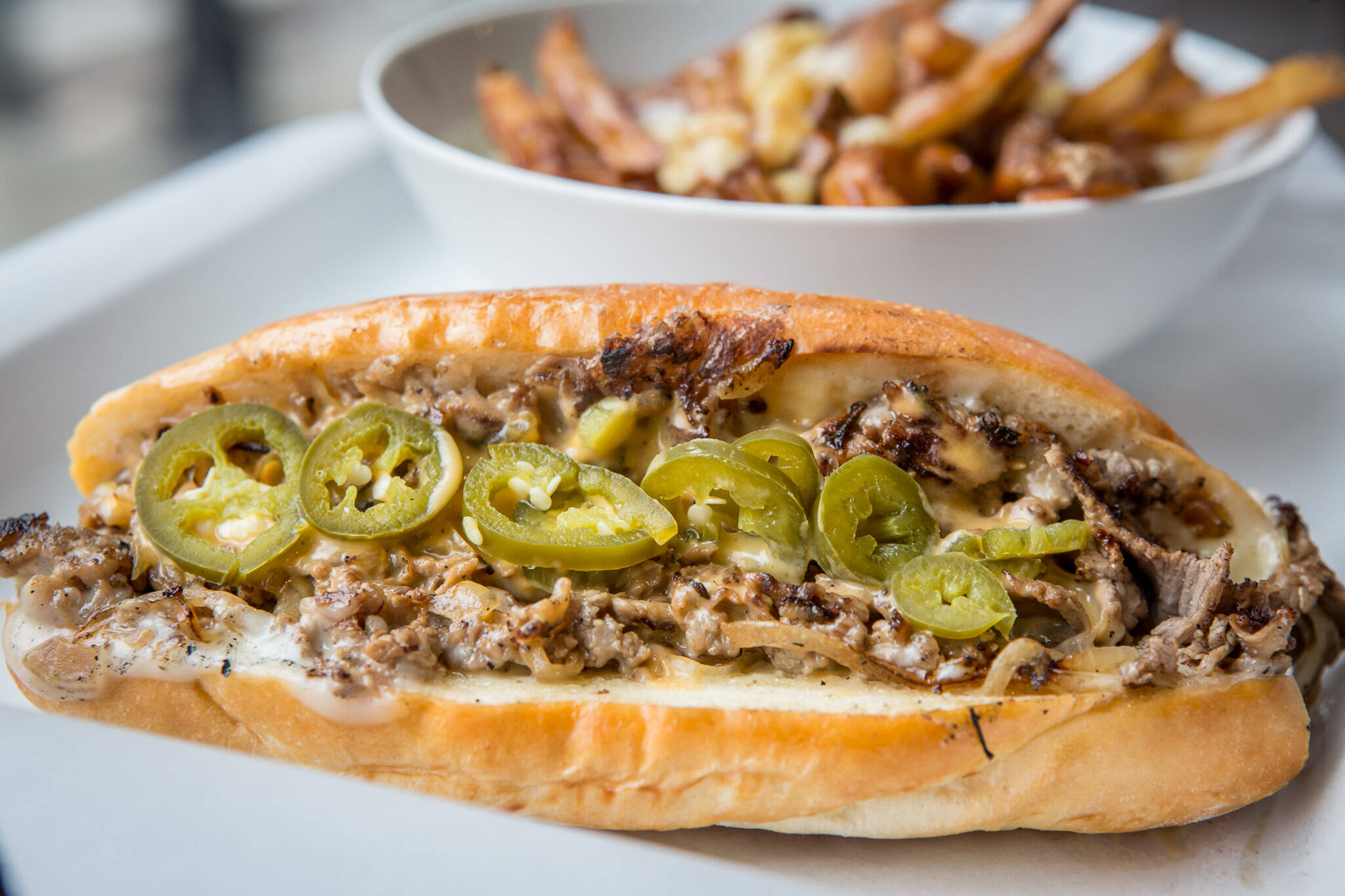 Philly Cheesesteak Toronto