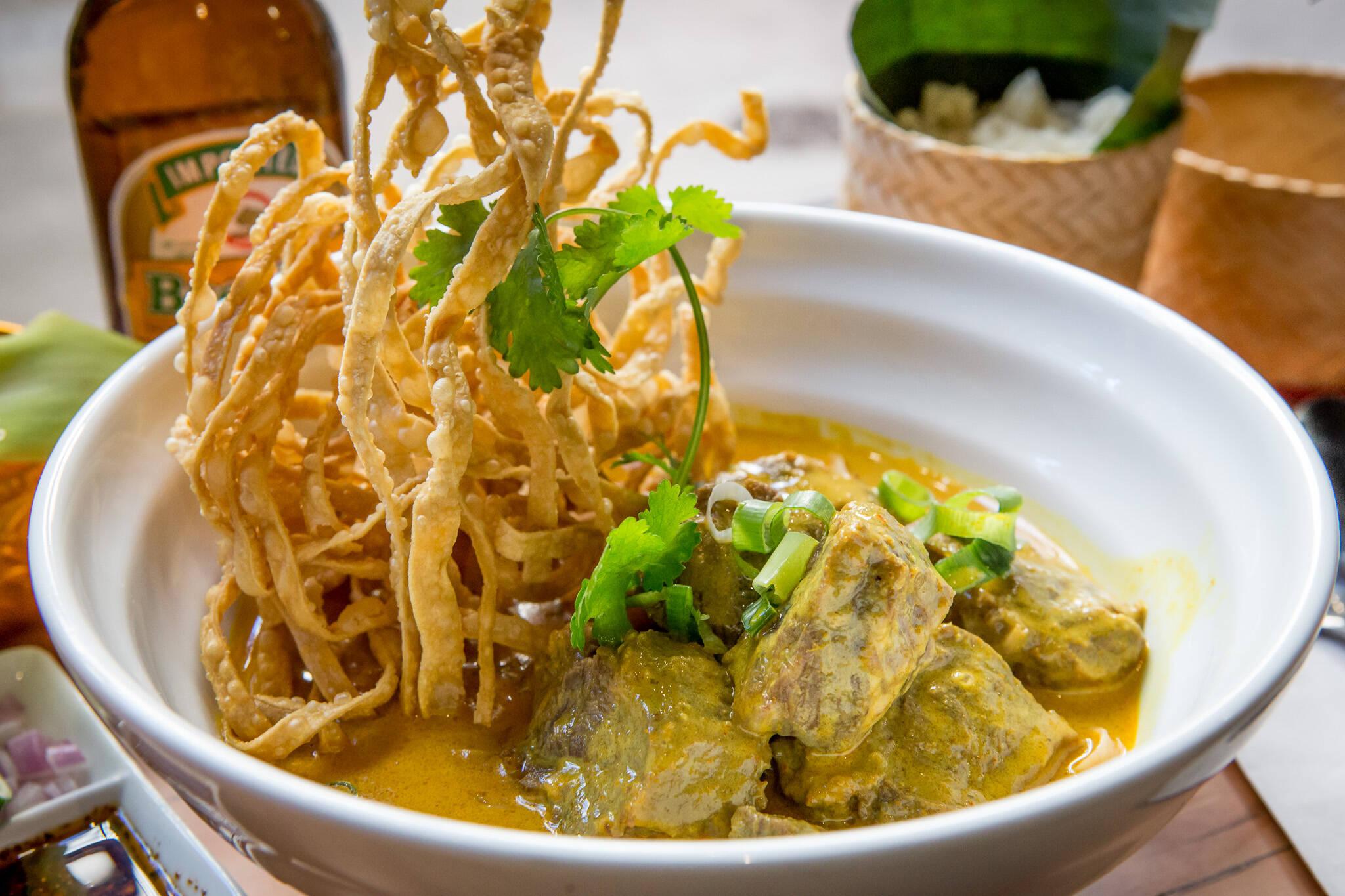 Best Thai Restaurants Torontno