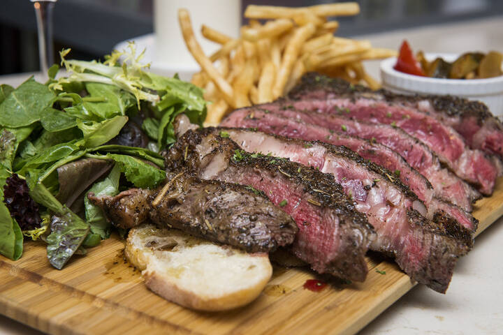 The Best Steakhouses in Toronto