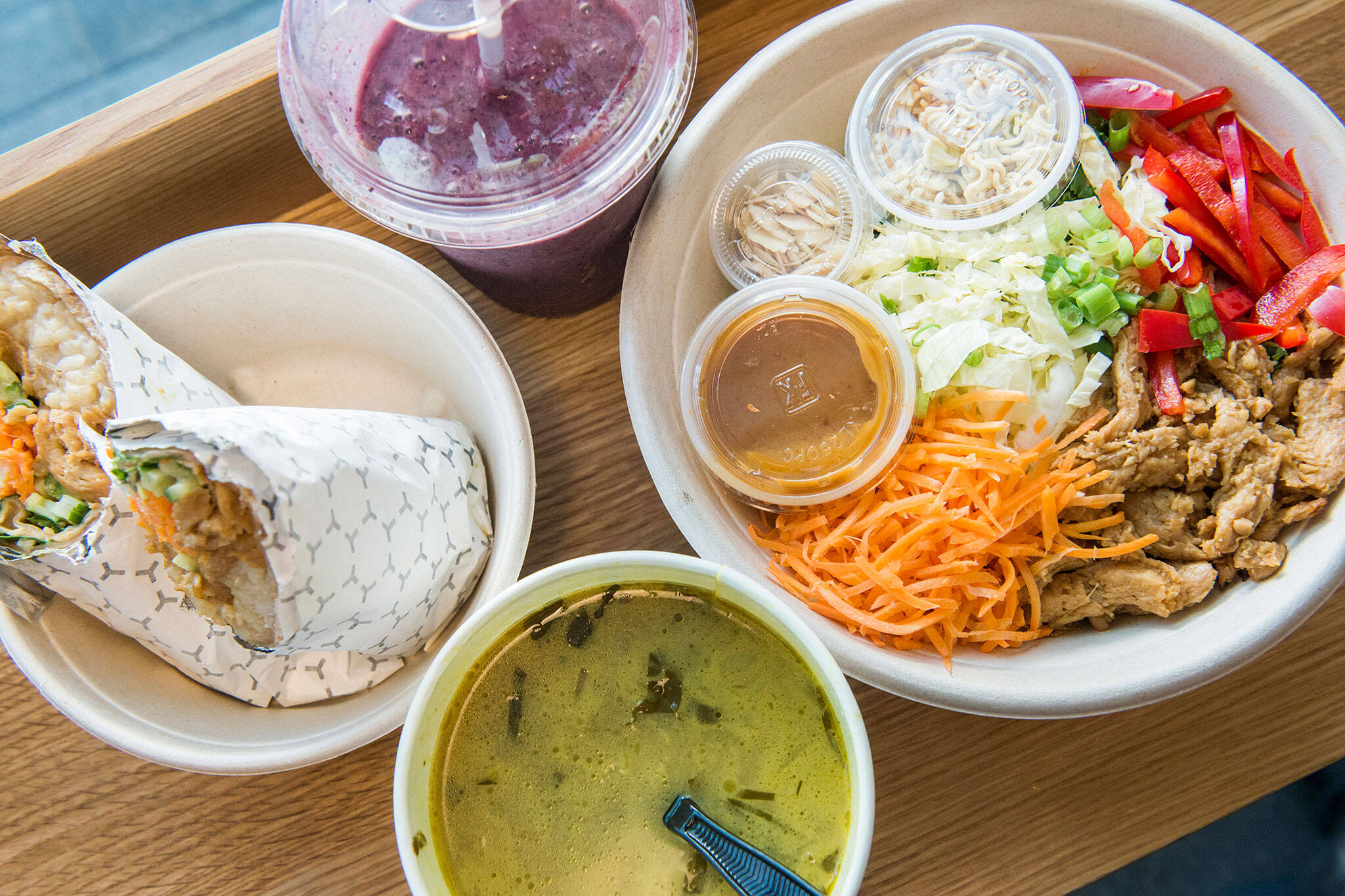 The Top 22 Healthy Takeout Restaurants In Toronto By
