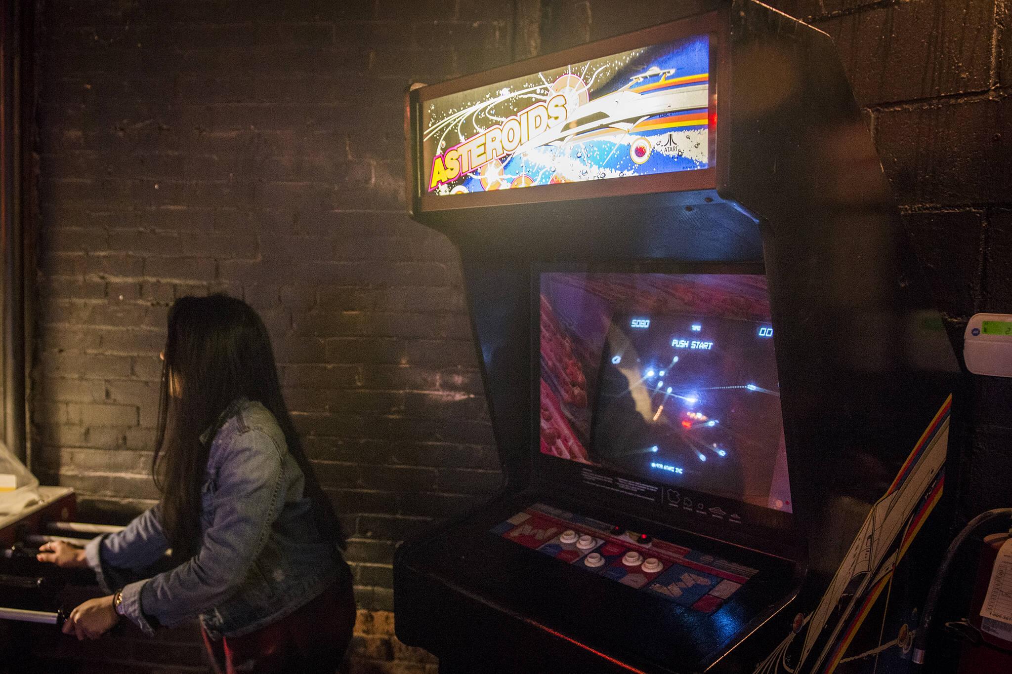 arcade bar toronto