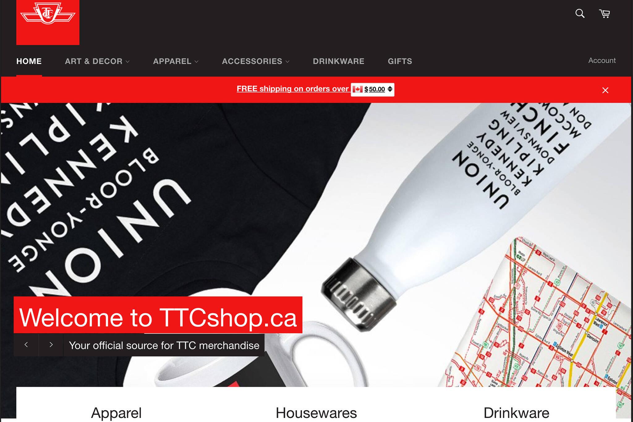ttc shop