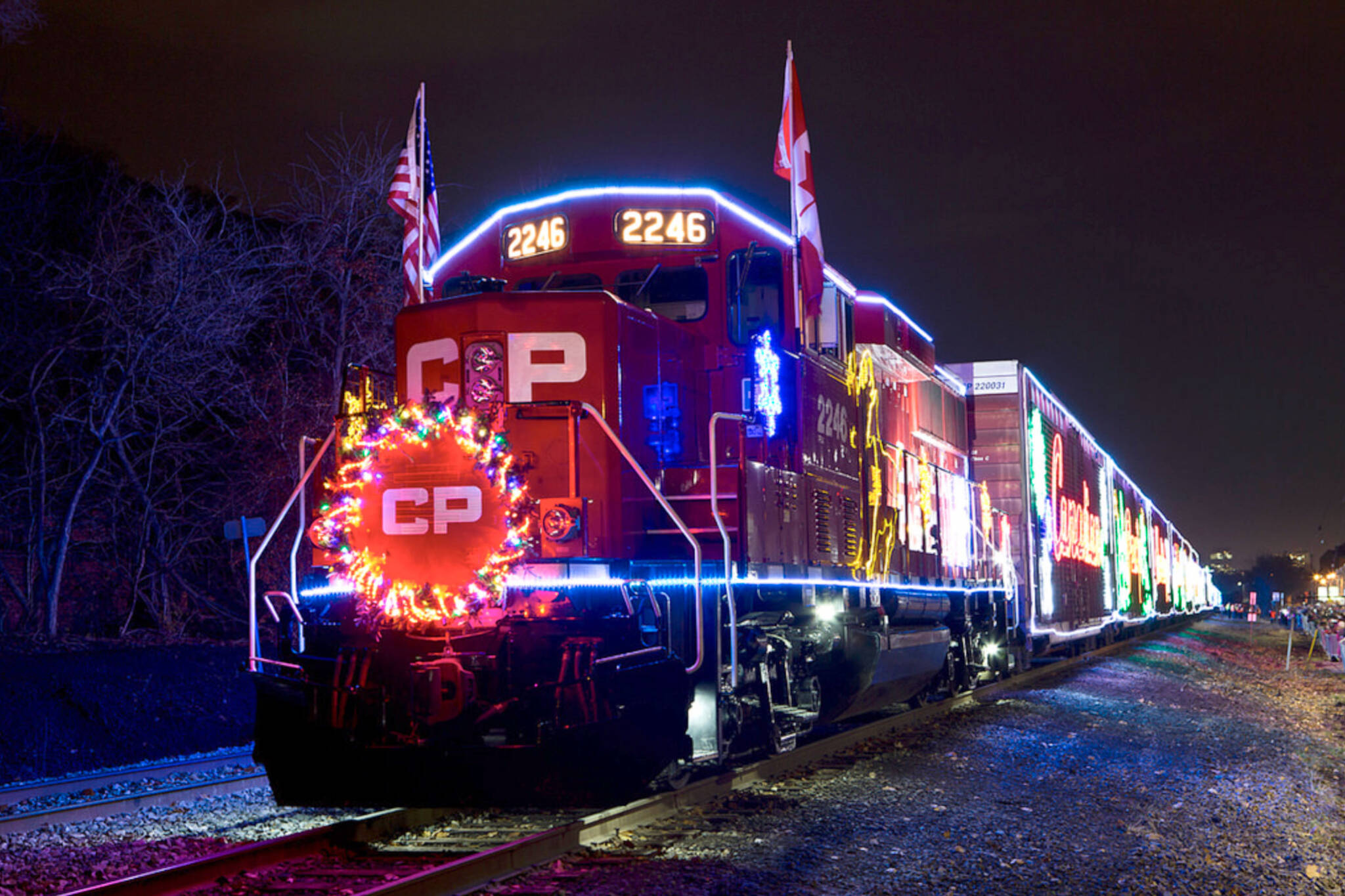 Holiday Train Toronto