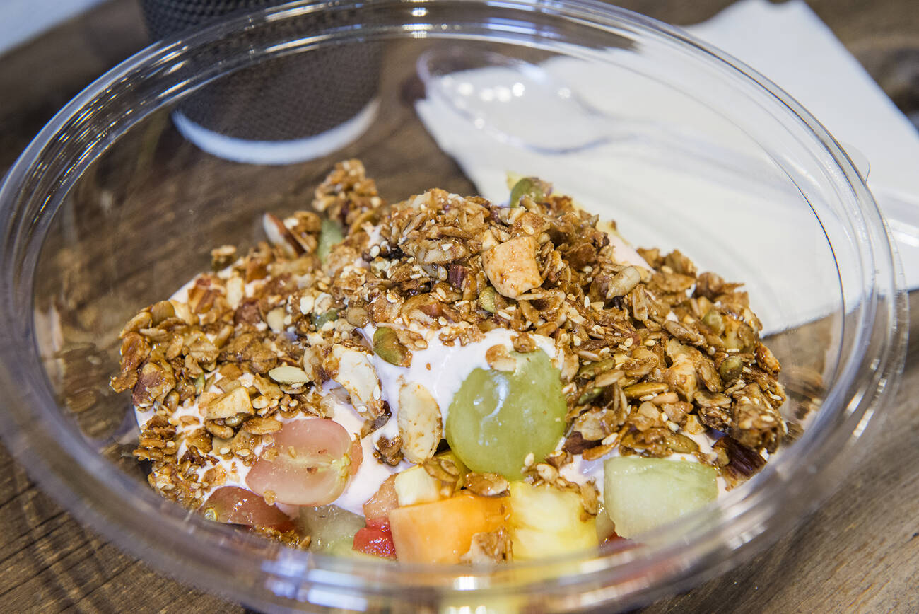 The Best Granola in Toronto