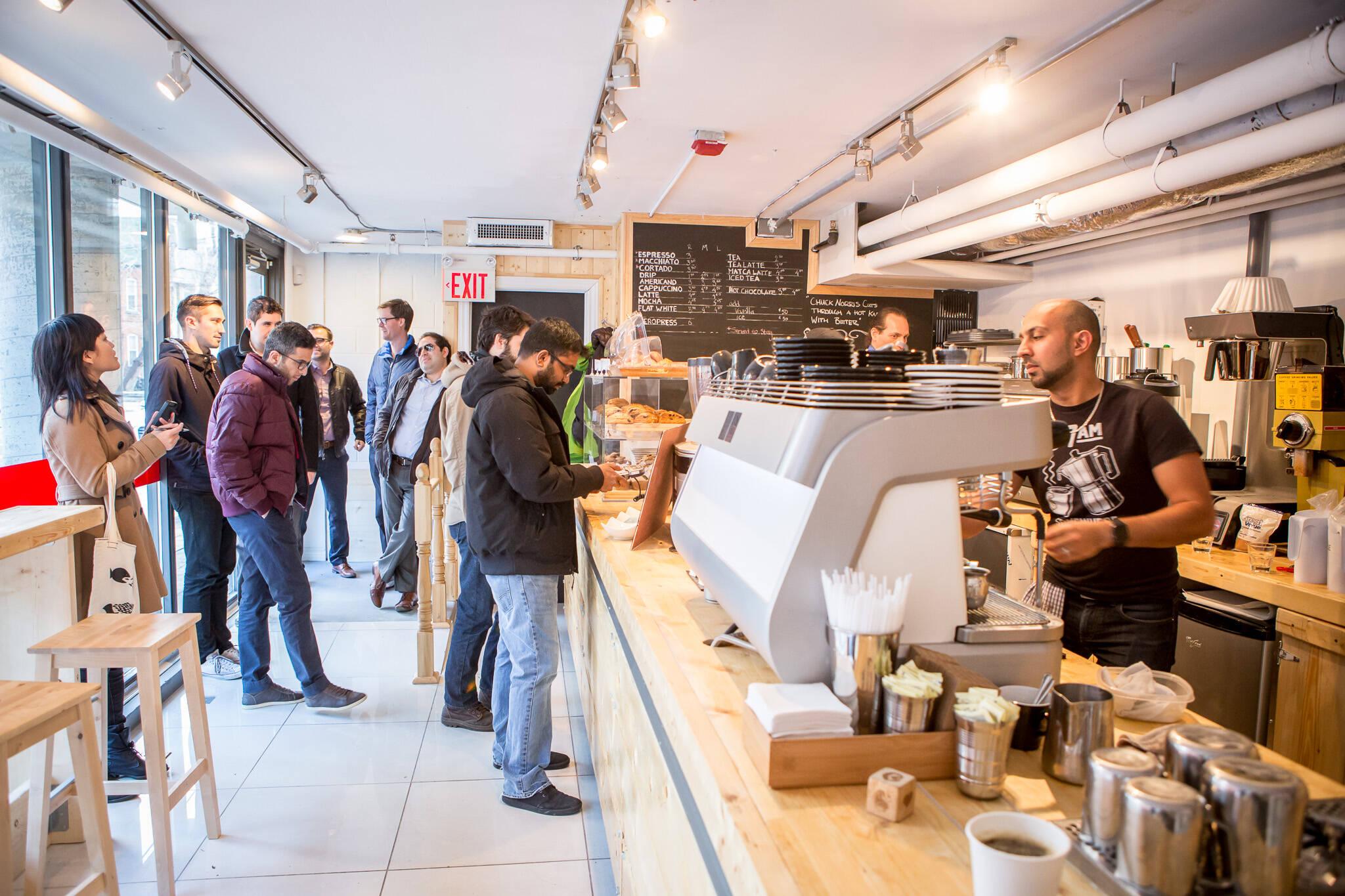 coffee shops toronto