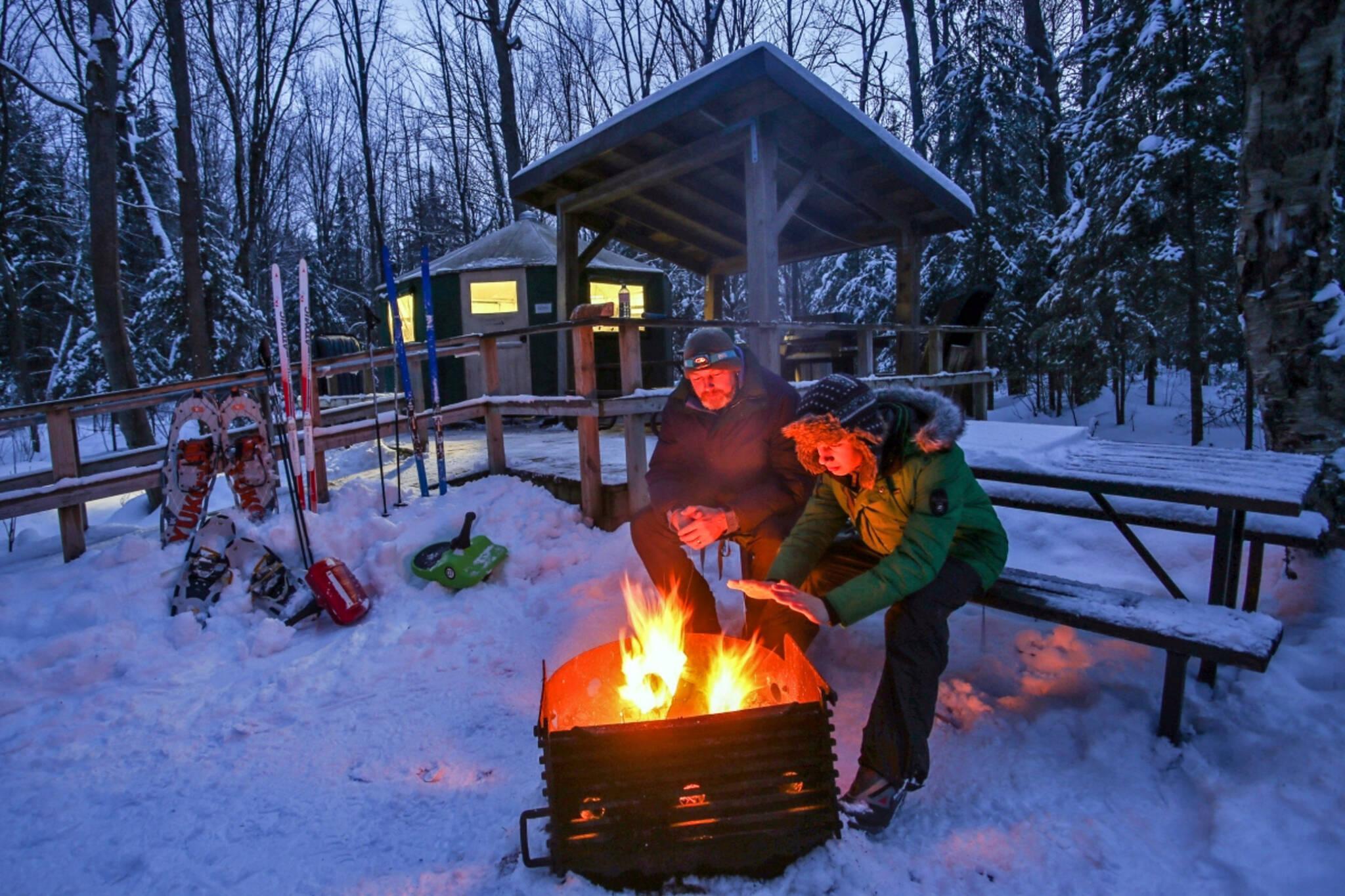 winter getaways toronto