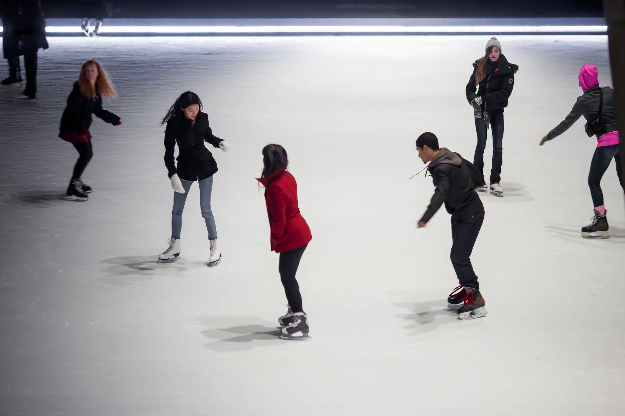 toronto skating rink
