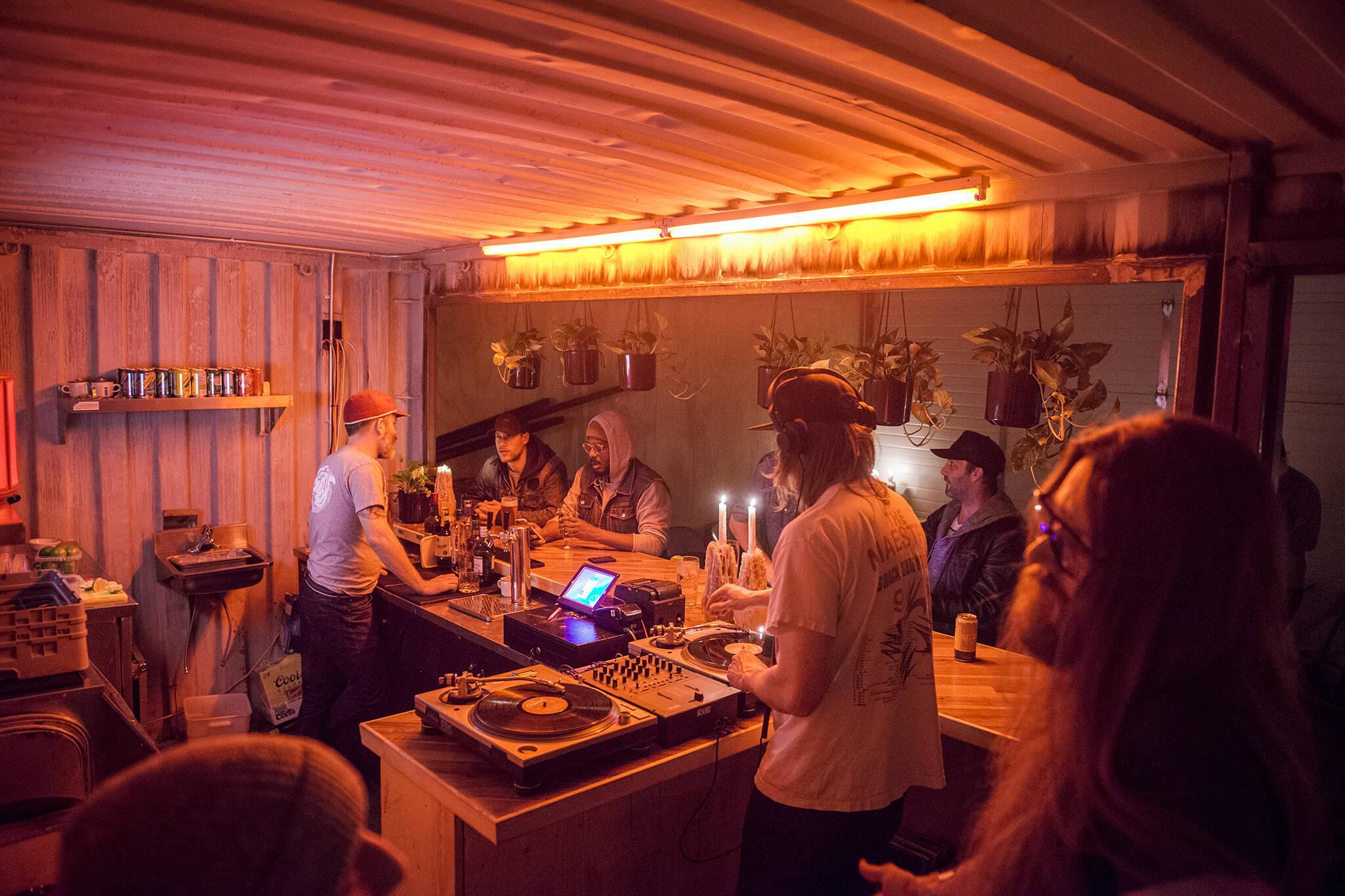 secret bar toronto