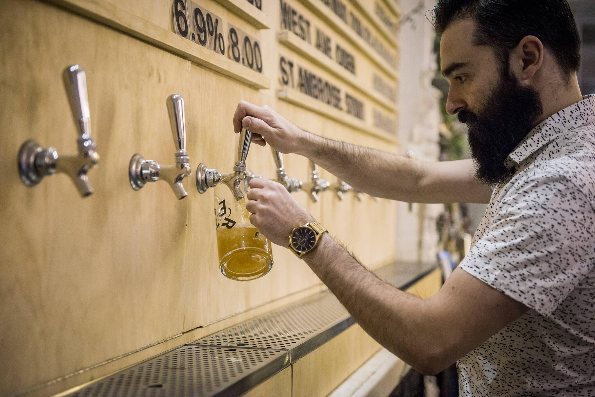 beer bars toronto