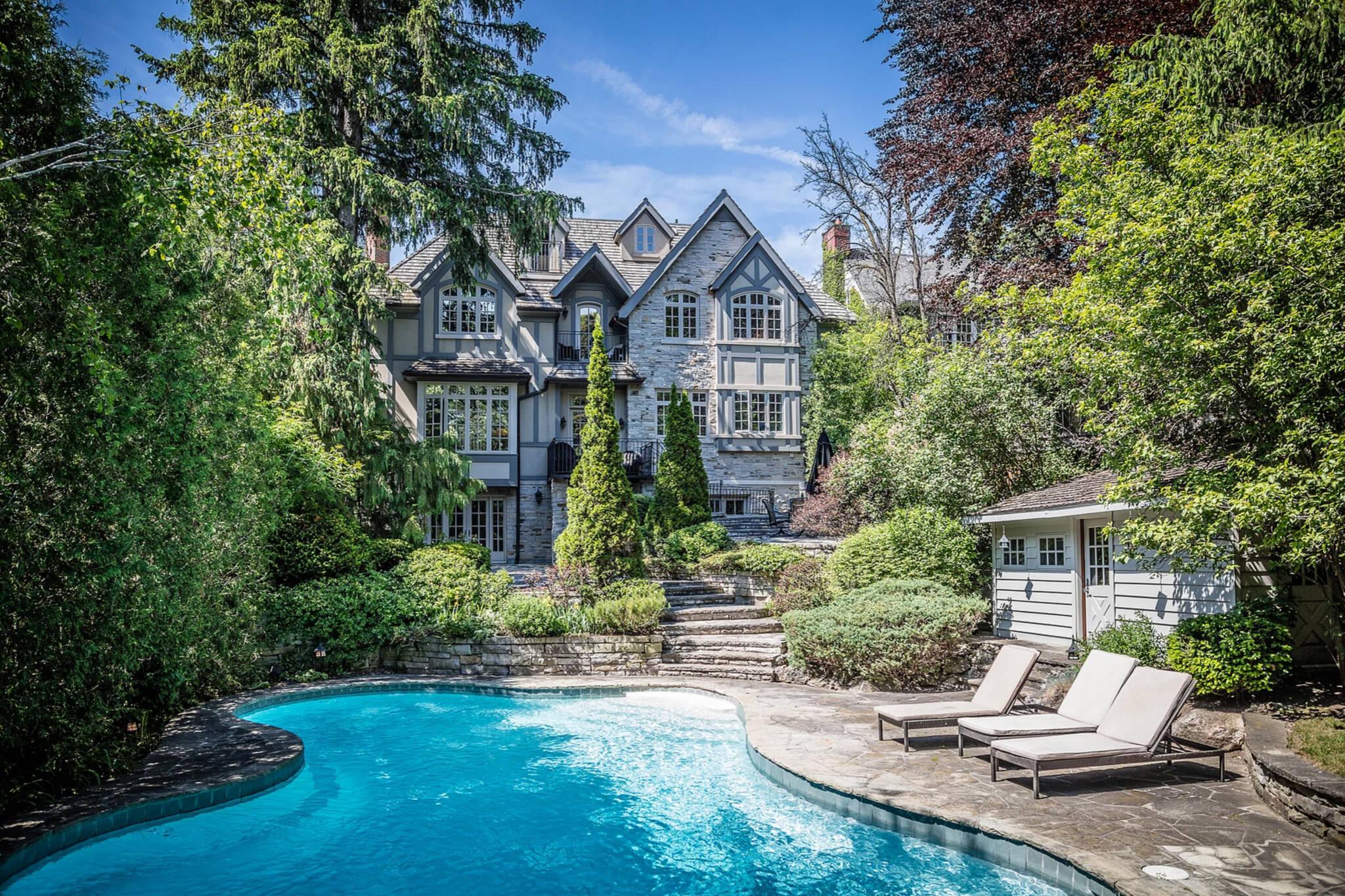 7 million dollar house toronto