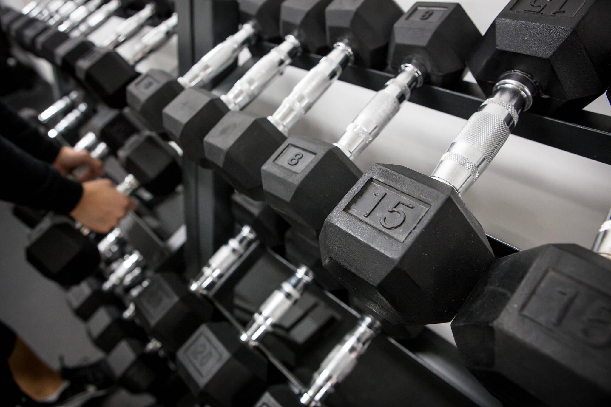 gym equipment toronto