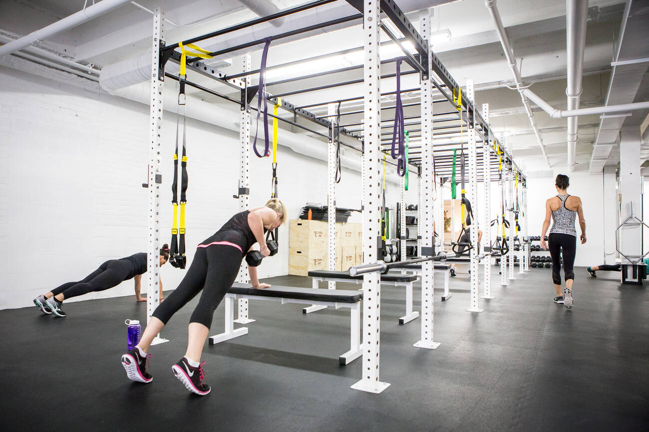 The top 5 gyms and fitness clubs for women in Toronto