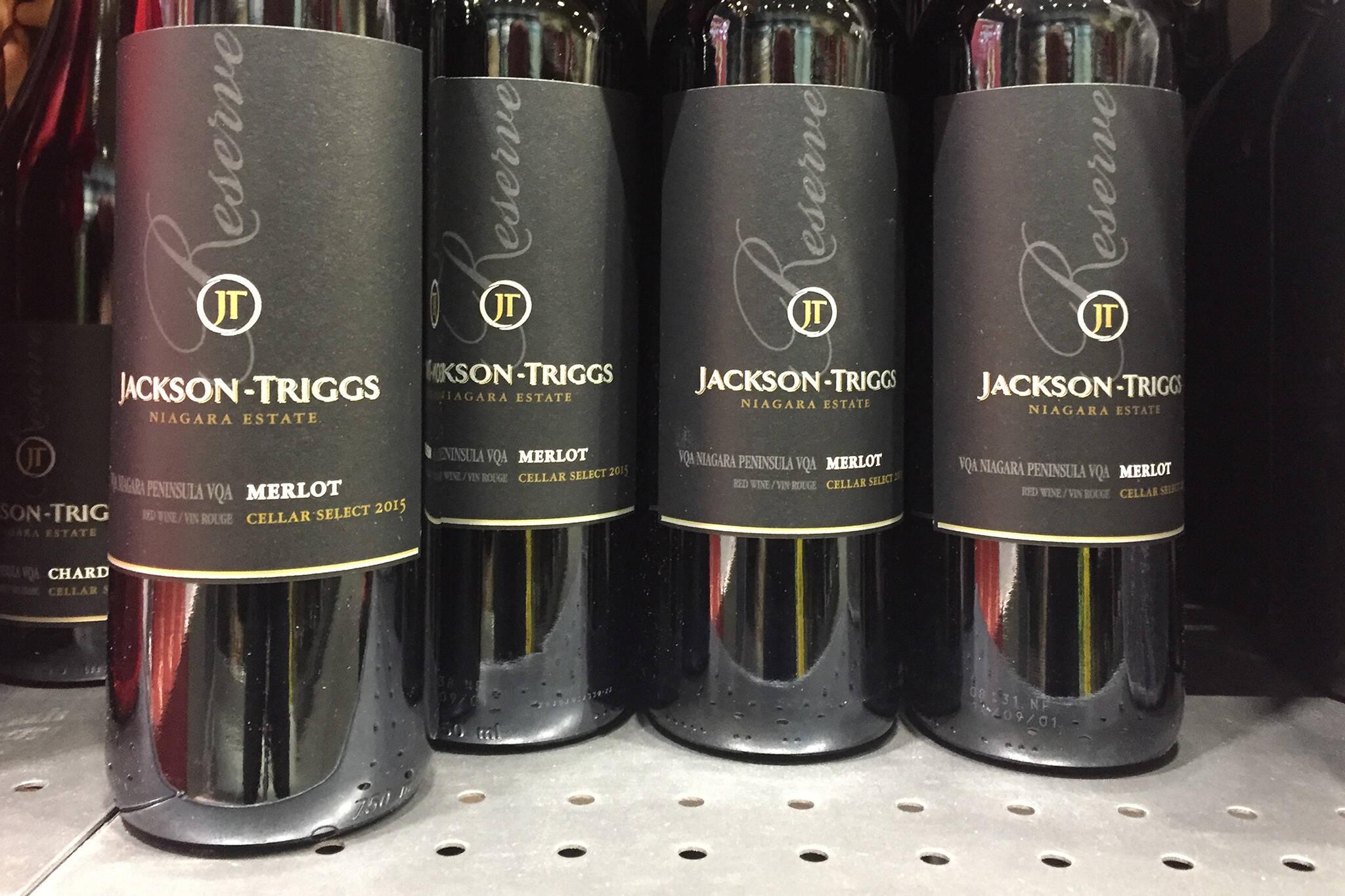 wine rack toronto