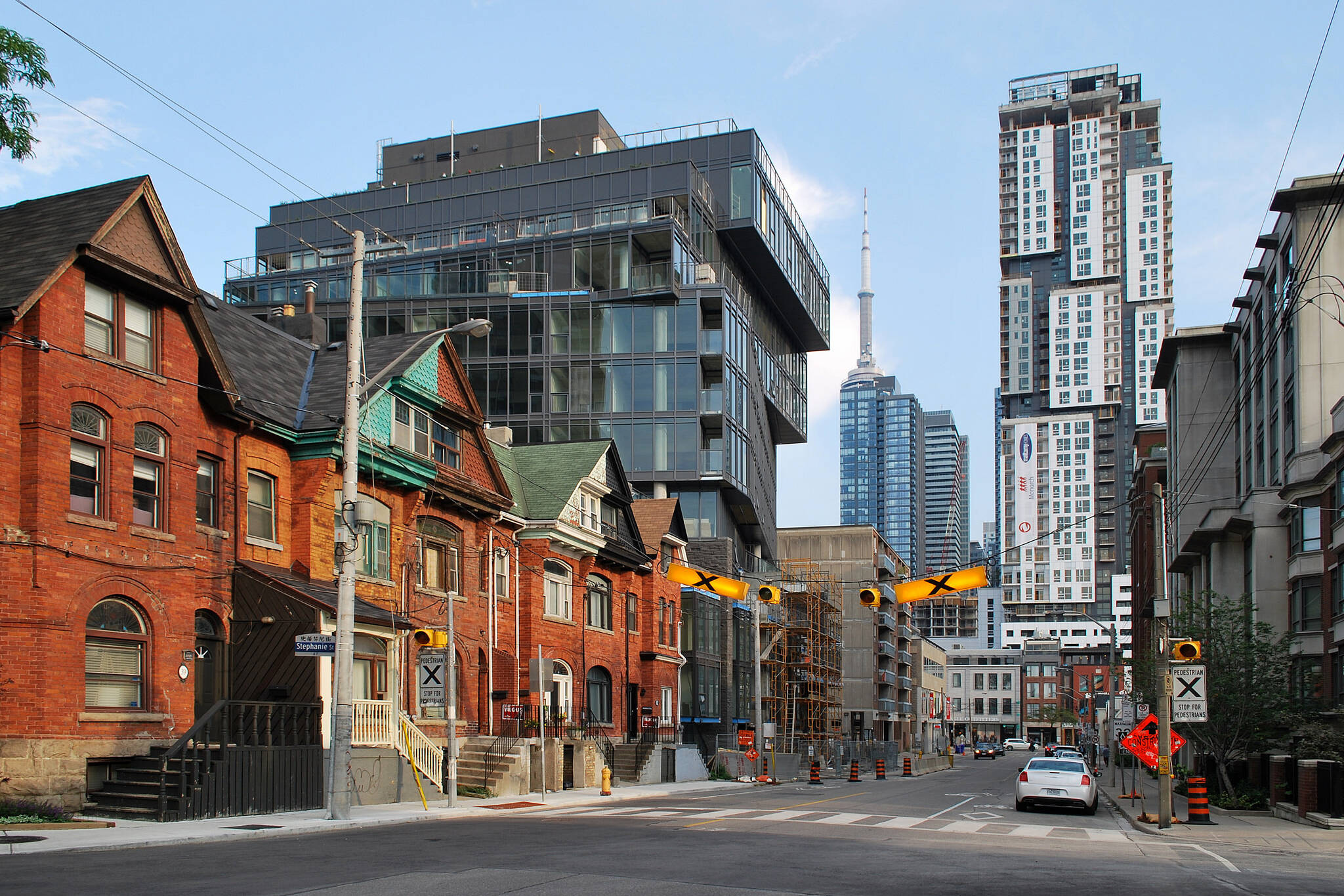new buildings toronto 2016