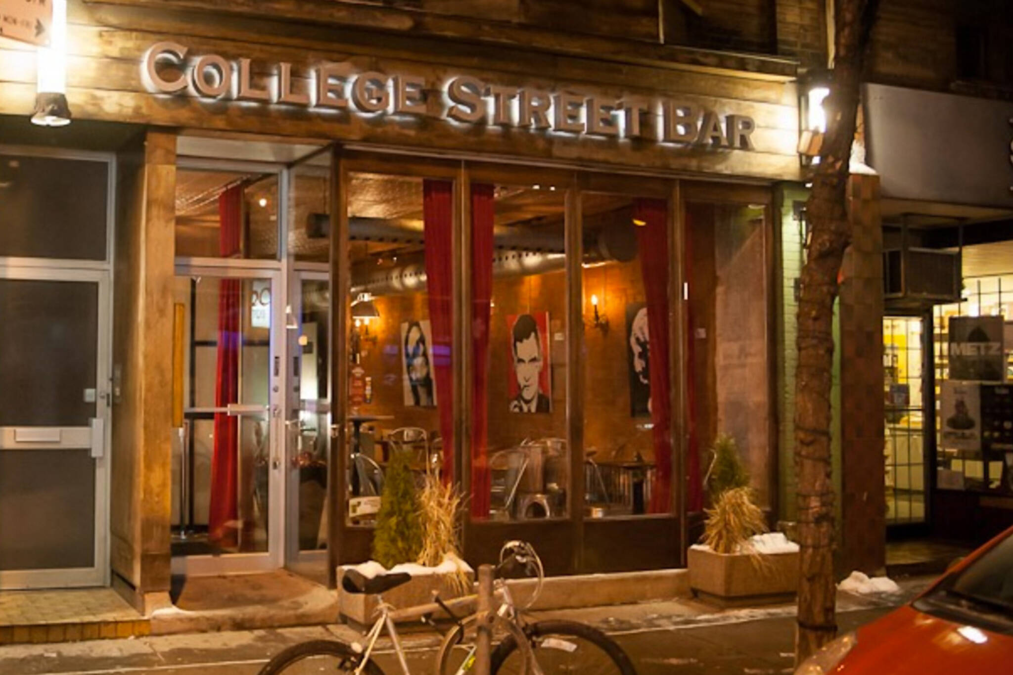 college street bar toronto