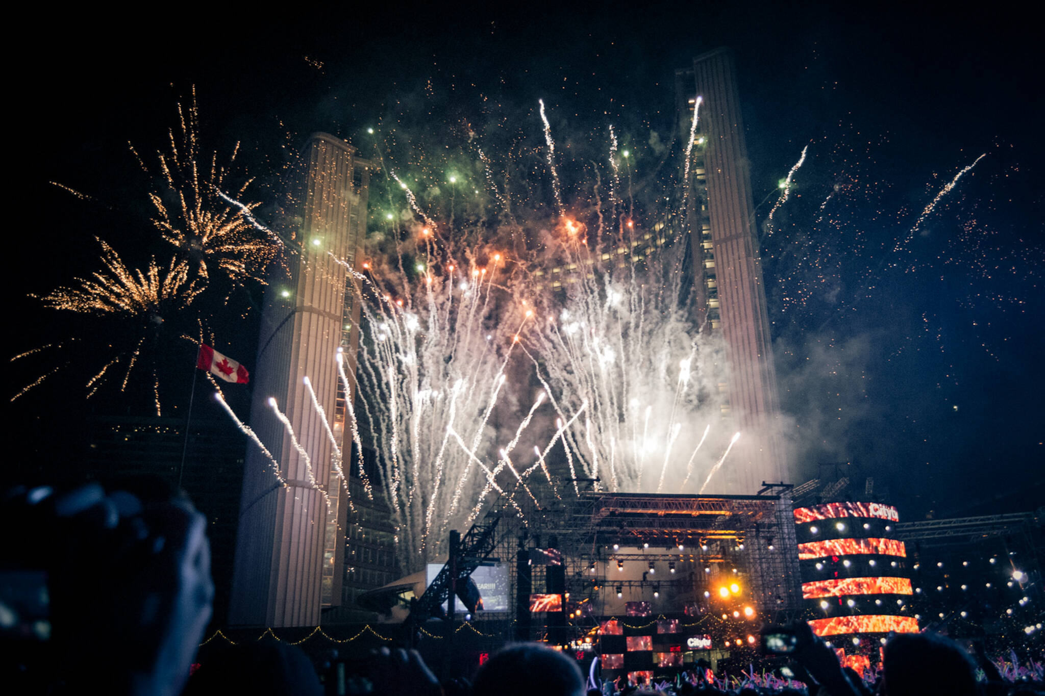 10 free events on New Year's Eve in Toronto