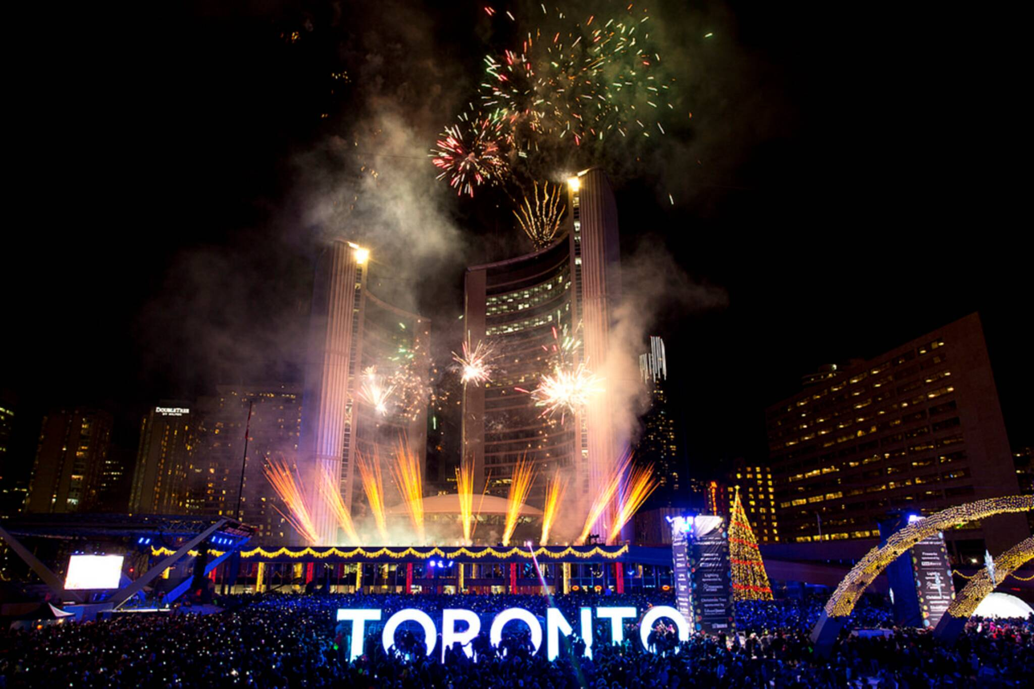 new years eve toronto