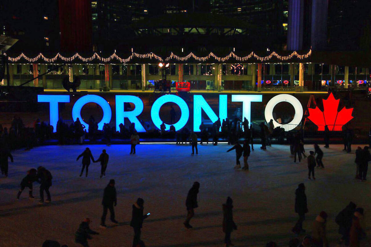 Toronto Sign Gets A Major Addition For 2017