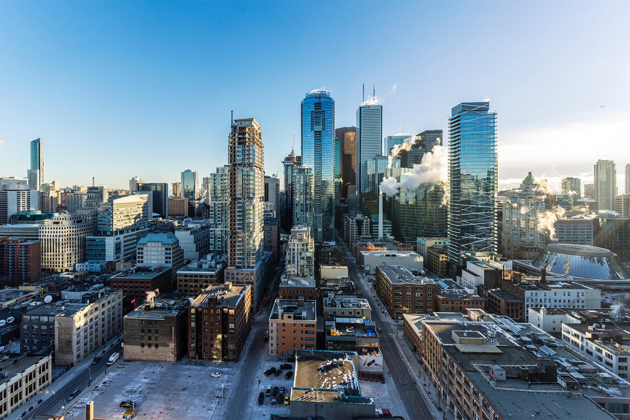 Toronto Just Saved A Bunch Of Old Buildings From Becoming