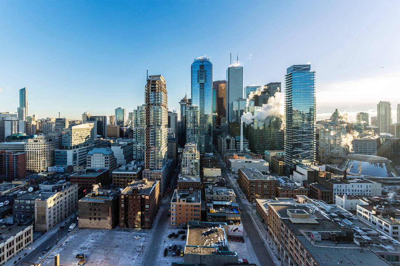 Toronto just saved a bunch of old buildings from becoming ...