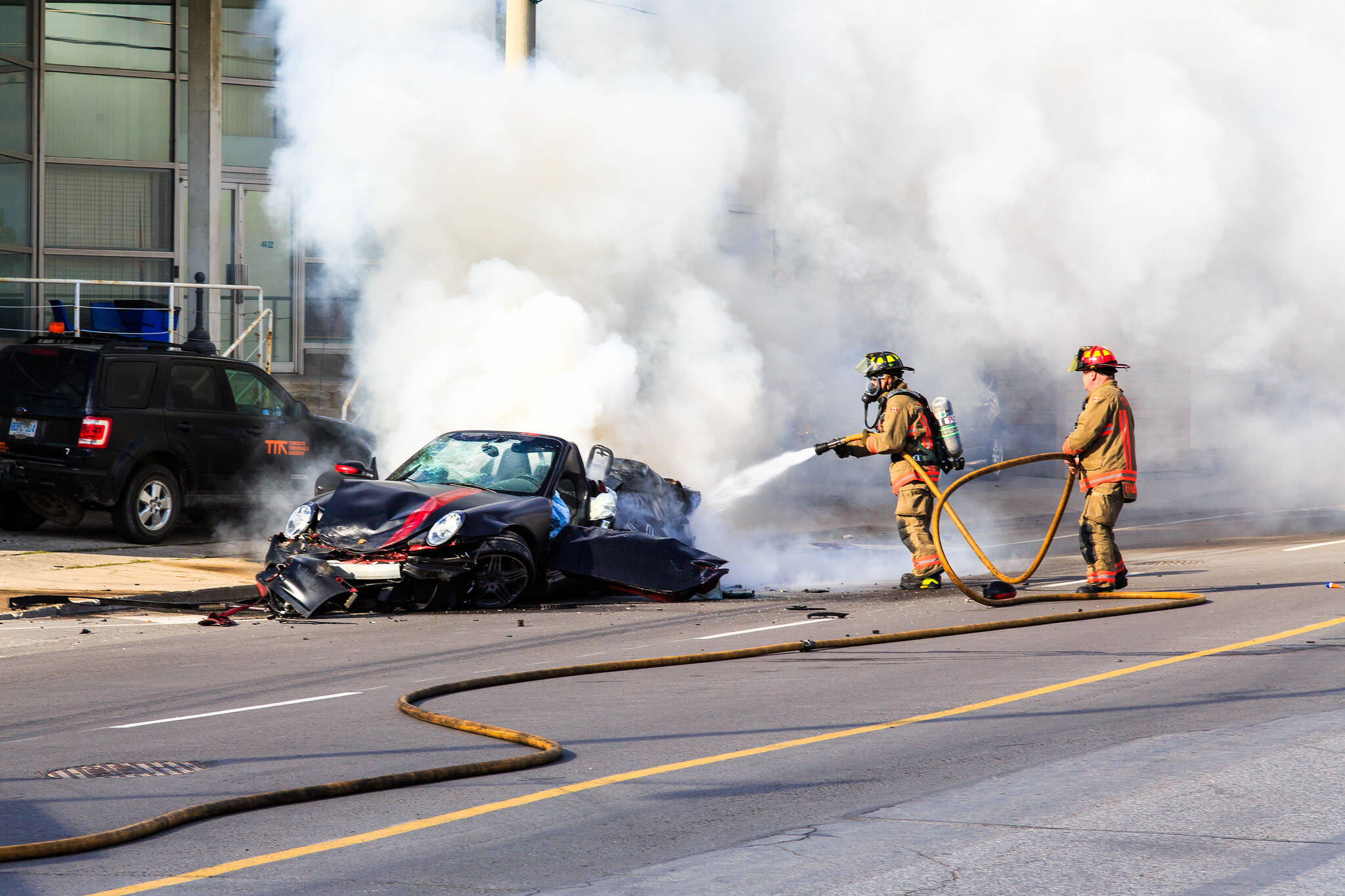 traffic fatalities toronto