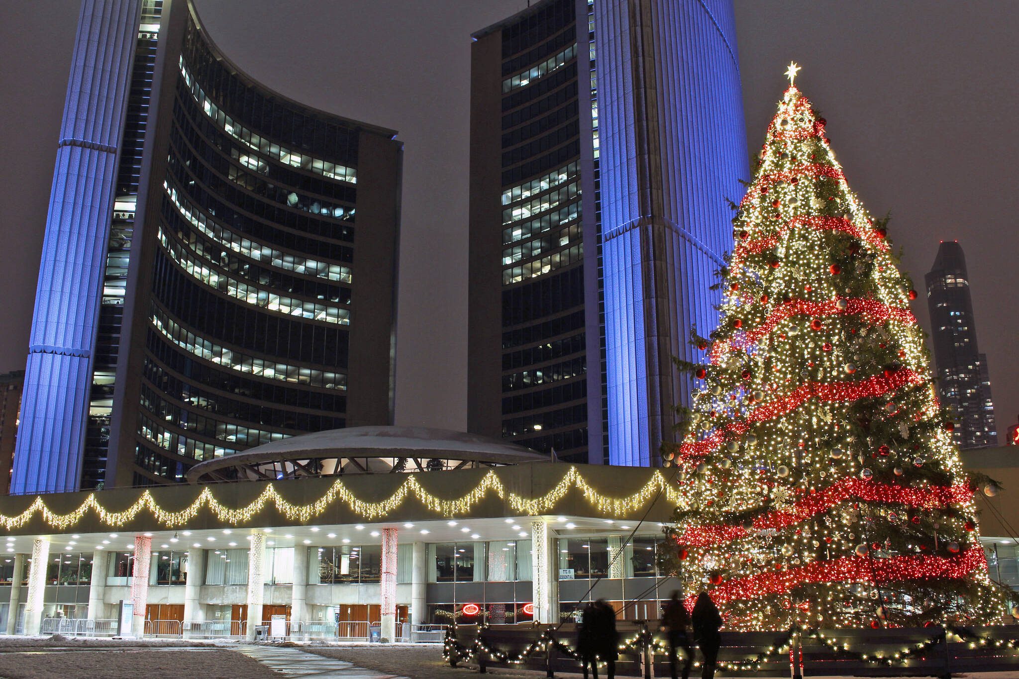 Today in Toronto: Nathan Phillips Square Holiday Fair, Tokyo Police ...