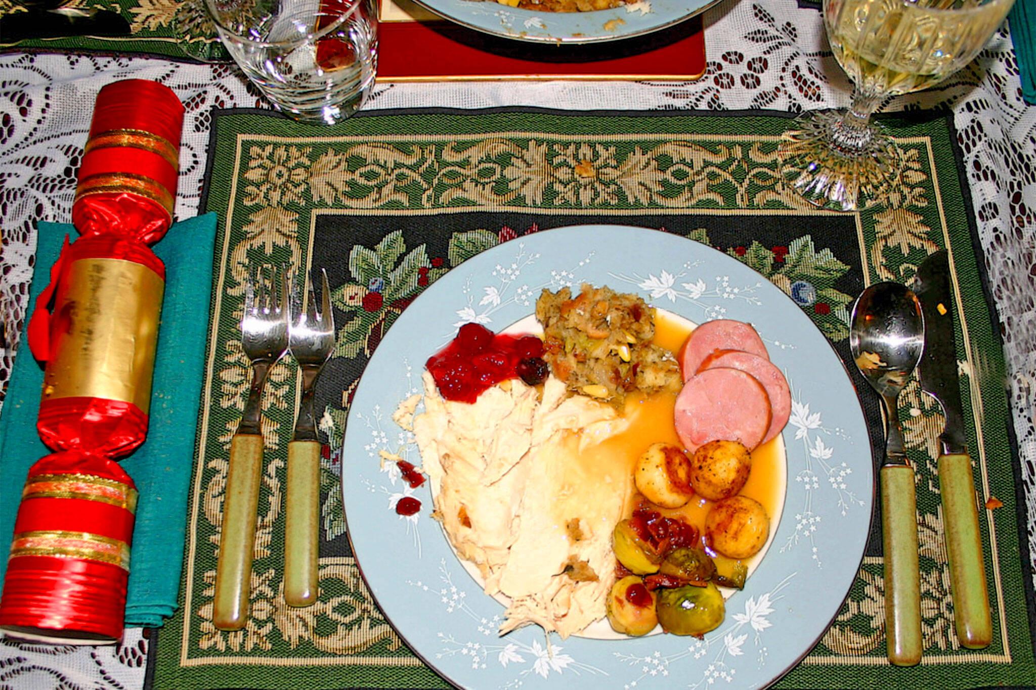 christmas dinner toronto