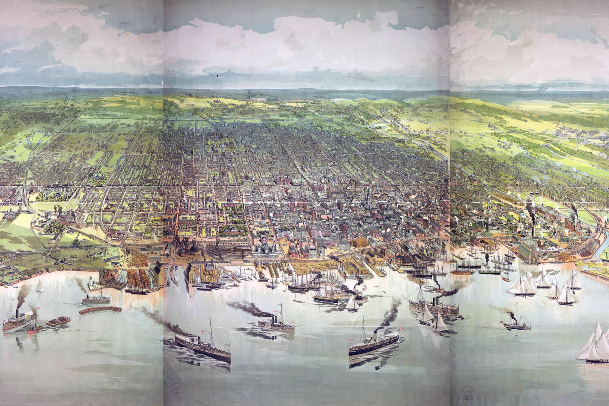 toronto waterfront history