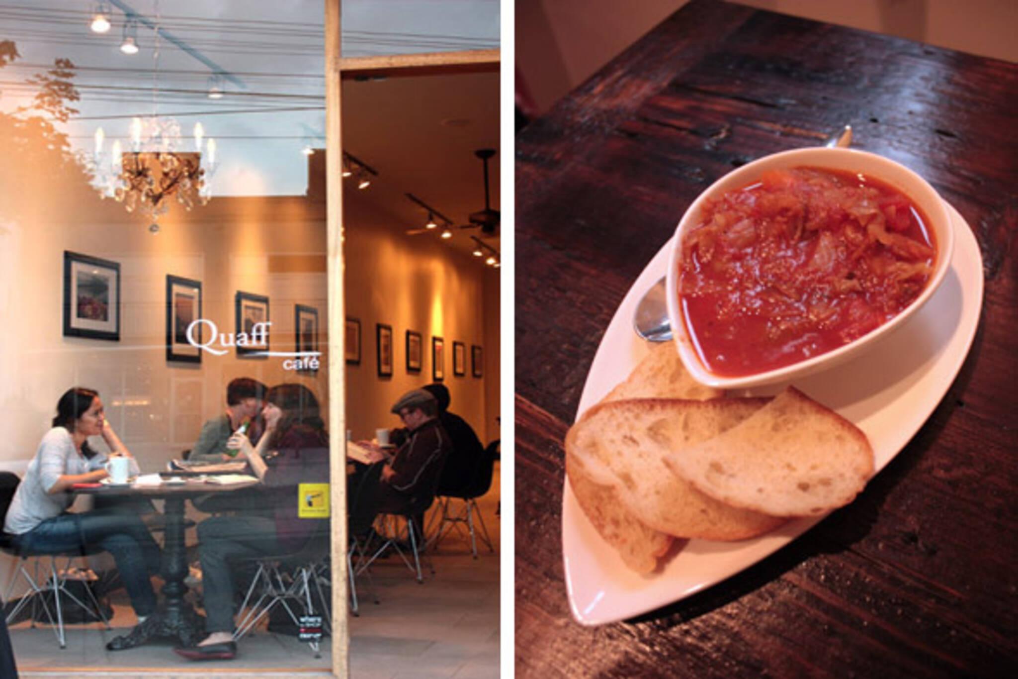 Quaff Cafe