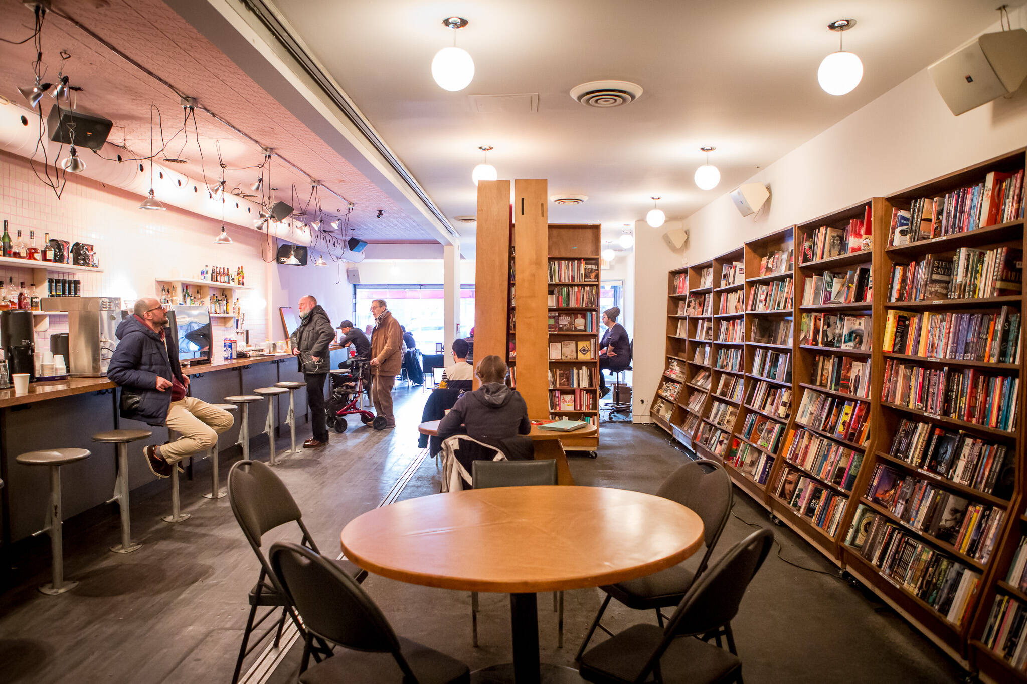 best bookstores toronto