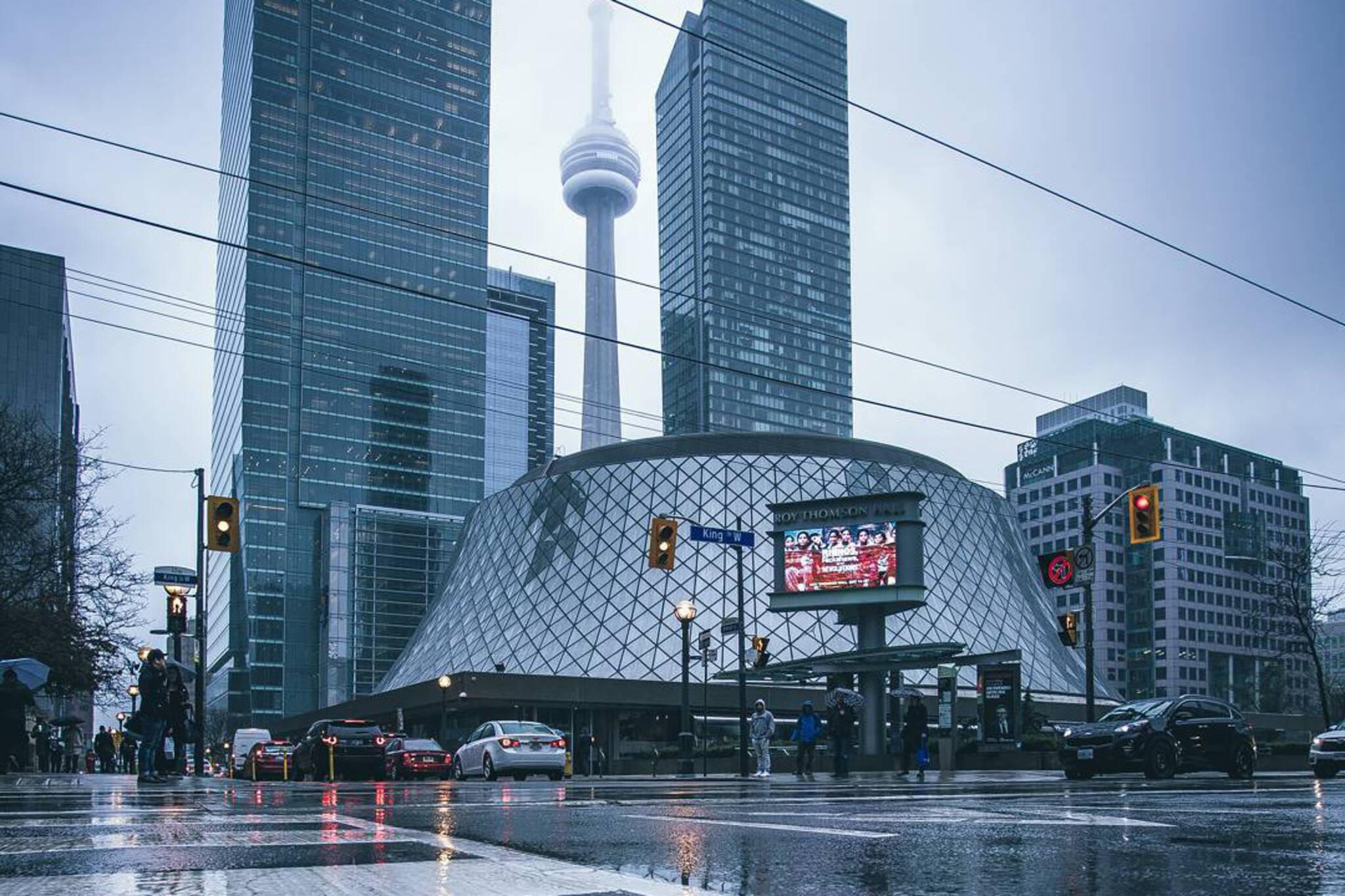 Wacky Toronto weather