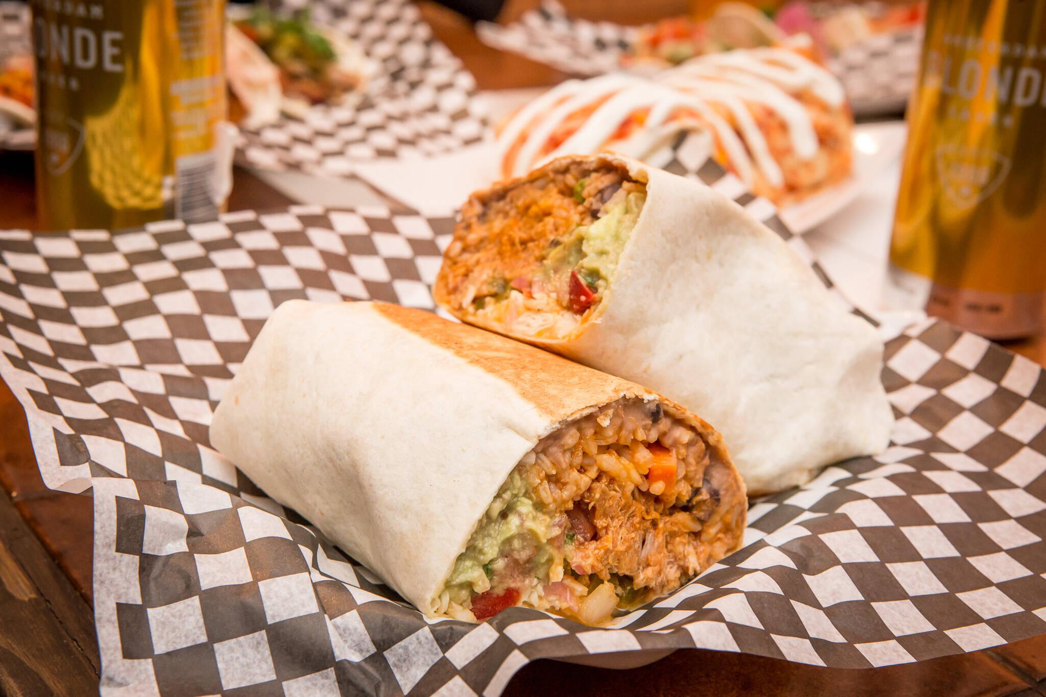 burritos Toronto