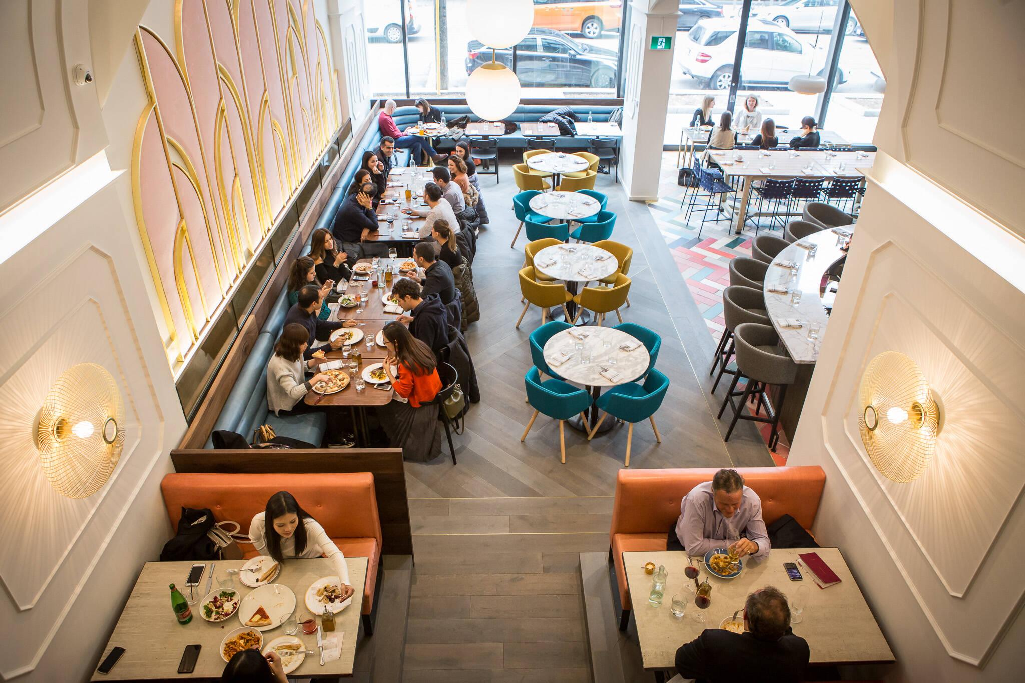 Wheelchair accessible restaurants toronto
