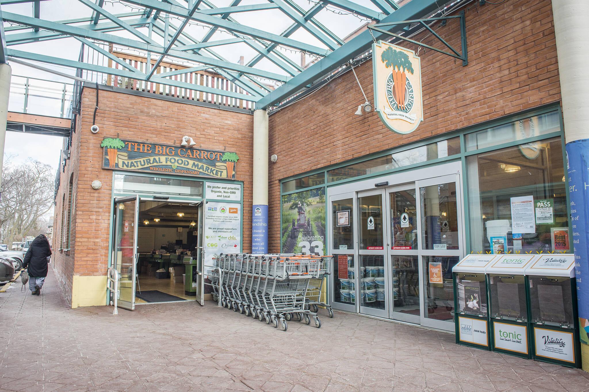 vegan grocery store toronto