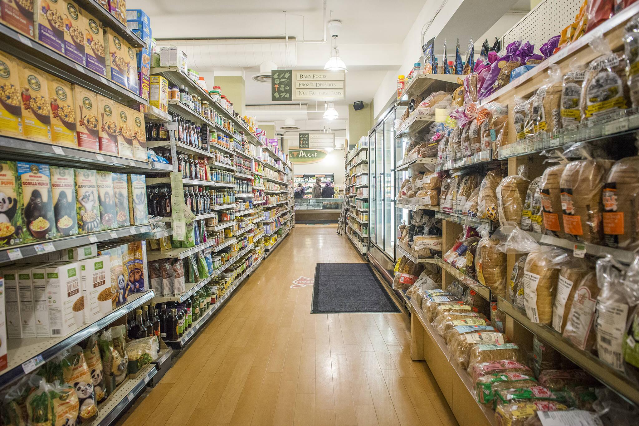 Kensington Market Health Food Stores